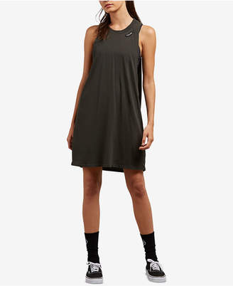 Volcom Juniors' Day By Day Tank Dress