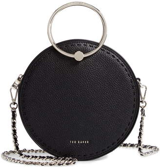 08d73022c Ted Baker Maddie Circle Leather Crossbody Bag