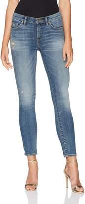 Juicy Couture Black Label Women's Distressed Denim Skinny Jean