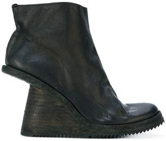 Guidi Lined boots