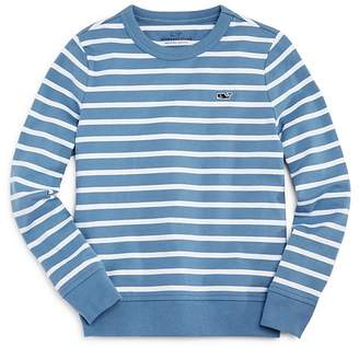 Vineyard Vines Boys' Striped Crewneck Sweatshirt - Little Kid, Big Kid