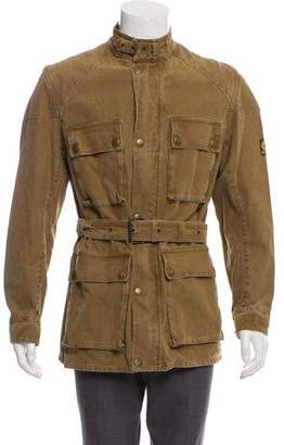 Belstaff Denim Field Jacket