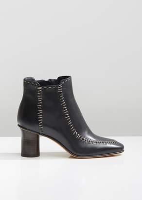 J.W.Anderson Stitch Leather Bootie