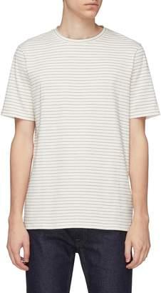 Theory 'Essential' stripe T-shirt