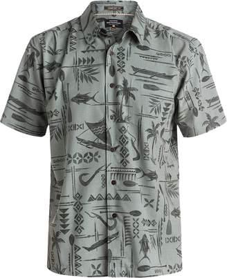 Quiksilver Aberdeen Shirt - Men's
