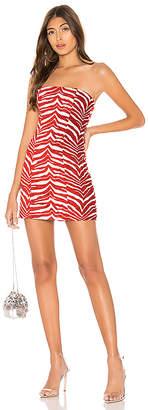 NBD Safari Mini Dress