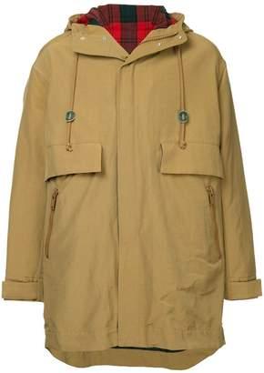 Undercover lightweight coat