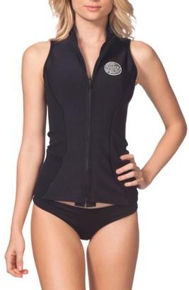 Women's Rip Curl G-Bomb Wetsuit Vest $79.95 thestylecure.com