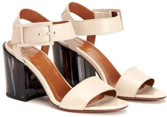 Aquatalia Fredia Waterproof Leather Sandal