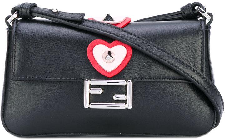 Fendi Micro Baguette crossbody bag