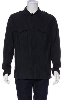 Tom Ford Twill Utility Jacket