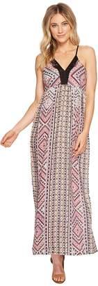 Angie Strappy Maxi Dress Women's Dress