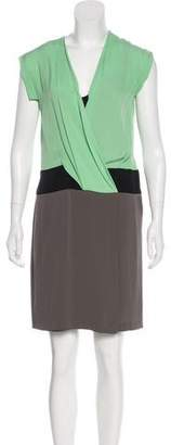 Diane von Furstenberg Nori Crepe Silk Dress