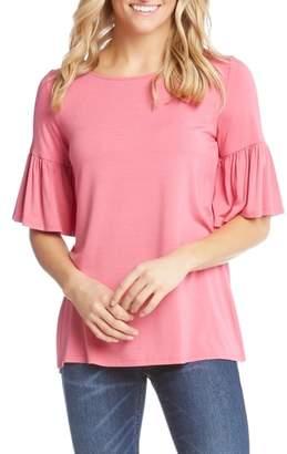 Karen Kane Flare Sleeve Top