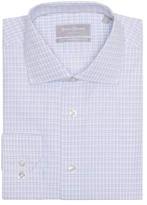 Hickey Freeman Diamond Contemporary Fit Dress Shirt