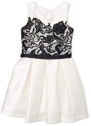 41f1514d10a5 ... Zoë Ltd Girls 7-16) Ivory Lace Overlay Dress