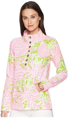Lilly Pulitzer UPF 50+ Captain Popover Women's Long Sleeve Pullover
