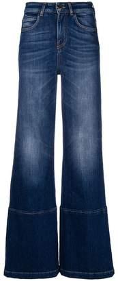 L'Autre Chose flared style jeans