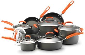 Rachael Ray Hard Anodized Nonstick 14 Piece Cookware Set