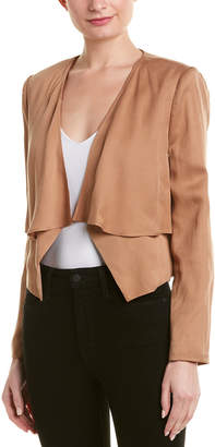 BCBGMAXAZRIA Tiered Jacket