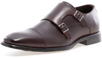 Jump J75 by Men's Woodmere 2 Double Monk Slip-On Shoe 8 D US