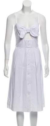 Milly Jordan Sleeveless Dress w/ Tags