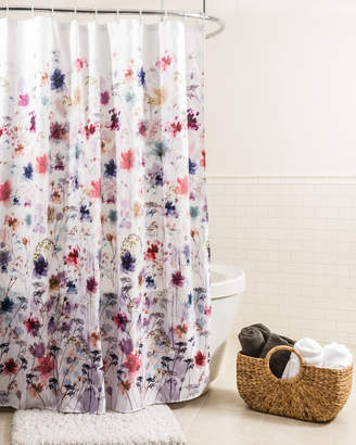 Splash Vera Floral Shower Curtain