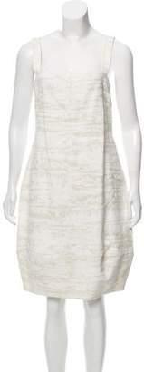Dolce & Gabbana Sleeveless Knee-Length Dress w/ Tags