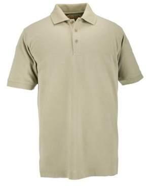 5.11 Tactical Short Sleeve Professional Polo Shirt, Silver Tan