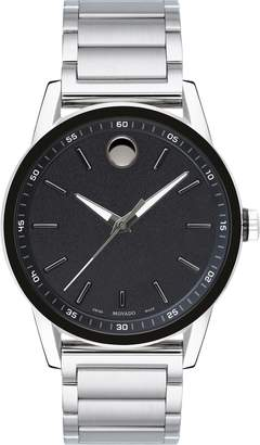 Movado Museum Sport Bracelet Watch, 42mm