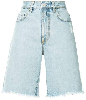 Parker Nobody Denim shorts