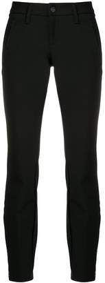 Cambio press stud ankle trousers