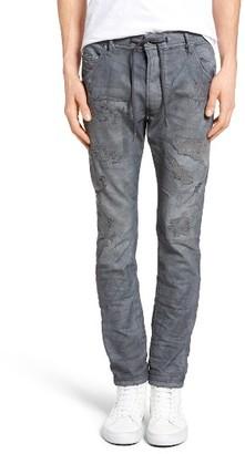 Men's Diesel Krooley Jogg Slouchy Slim Fit Jeans $398 thestylecure.com