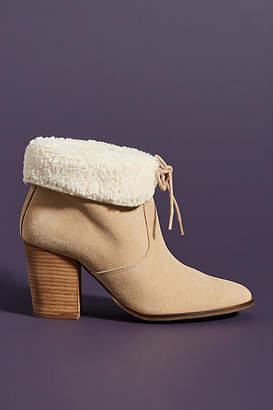 Faryl Robin Kady Sherpa-Lined Ankle Boots