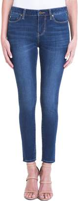 Liverpool Jeans Company Piper Hugger Lift Sculpt Ankle Skinny Jeans