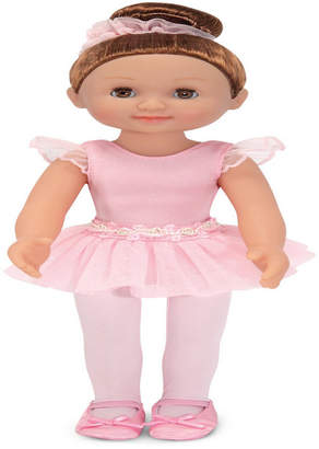 Melissa & Doug Victoria 14-Inch Poseable Ballerina Doll With Leotard and Tutu