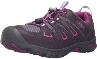 Keen Kid's Oakridge Low Hiking Shoes, Plum/Purple Wine