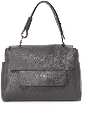 Furla Capriccio Medium Top Handle Bag $478 thestylecure.com