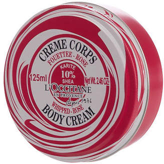 L'Occitane NEW Whipped Shea Rose Body Cream