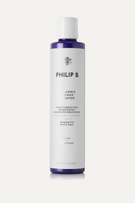 Philip B Icelandic Blonde Shampoo, 220ml - one size