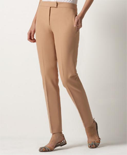 Fendi Stretchy Cropped Pants