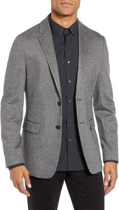 Theory Clinton Marled Ponte Sport Coat