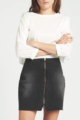 One Teaspoon Vixen Denim Skirt