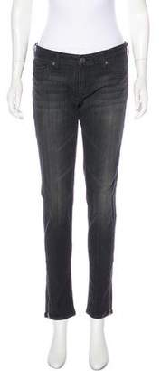 Genetic Los Angeles Mid-Rise Skinny Leg Jeans w/ Tags