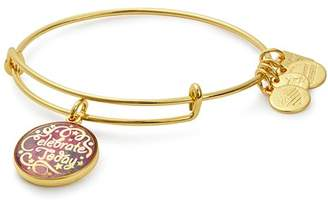 Alex and Ani Celebrate Today Expandable Wire Bangle, Charity by Design Collection