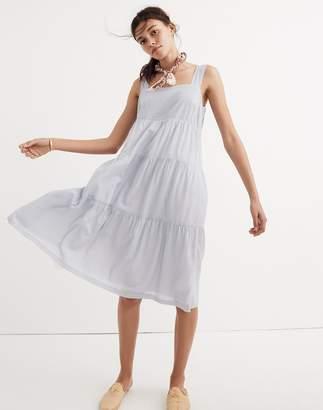 Striped Midi Dress $98 thestylecure.com