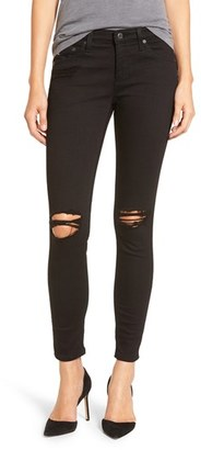 Women's Ag 'The Legging' Ankle Super Skinny Jeans $225 thestylecure.com