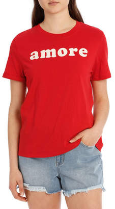 Only Short Sleeve Amore/Bye Top Box