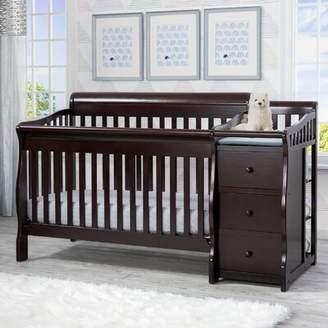 Delta Children Princeton Junction 3-in-1 Convertible Crib and Changer Delta Children