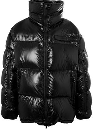 Calvin Klein Oversized Quilted Shell Down Jacket